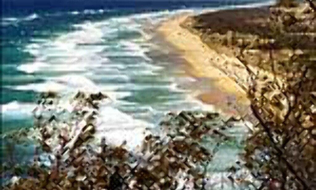 Verdens største sandøy har selvsagt mil på mil med strender.