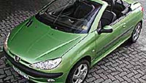 TEST: Peugeot 206 CC
