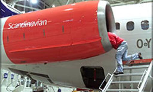 Bli kjent med flyet! Kursene fokuserer på at deltagerne skal få innsikt i flyenes tekniske aspekter.