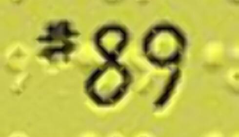Steinen 89 Hvor STORT er Internett?