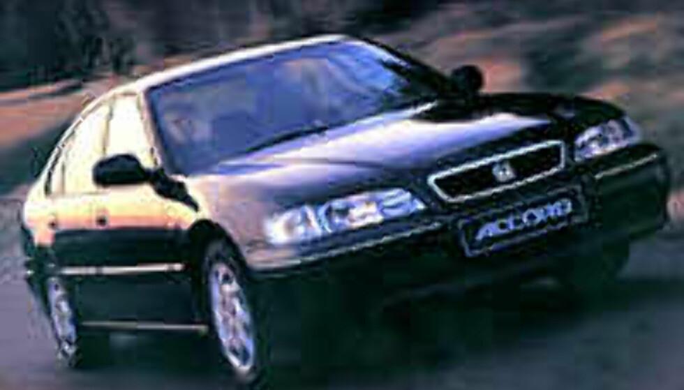 Bruktbil: Honda Accord - Den japanske BMW