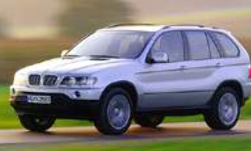 image: BMW X5: SAV suse