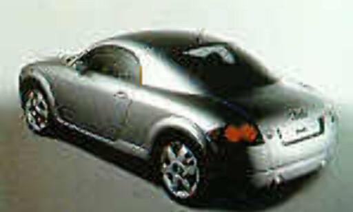 DinSide har satt seg på ventelisten til nye Audi TT.