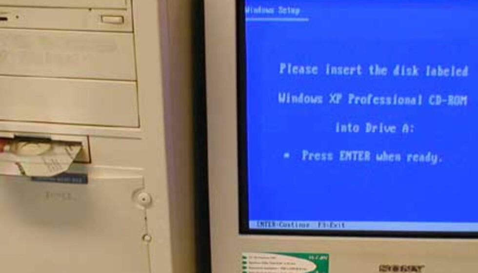 Nytt diskettformat?