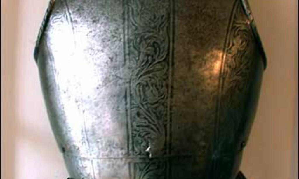 image: Delgatie Castle: Blant spøkelser og dronninger