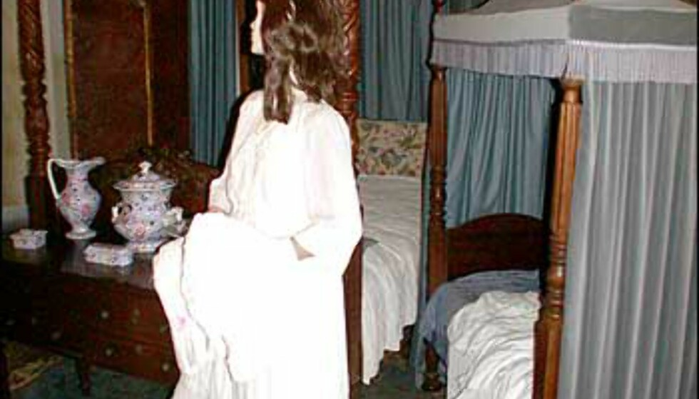 Delgatie Castle: Blant spøkelser og dronninger