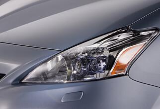 Toyota Prius plusser på