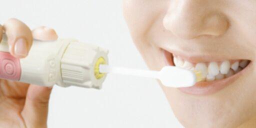 image: Slik blir tannbørsten din ALLTID elektrisk