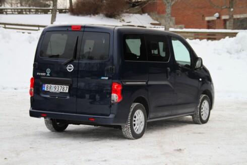 TEST: Nissan NV200 Premium