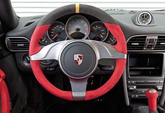 3,5 x nytt fra Porsche