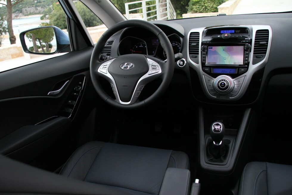 Hyundai iX20: Liten bil med stort hjerte