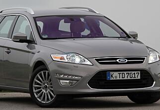 Dette er nye Ford Mondeo