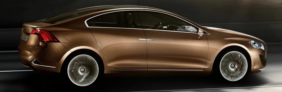 Volvo avduker spenstig konsept