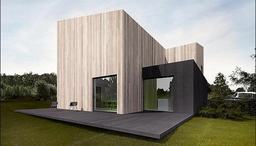 Neus fra Urbanik Hus. Bildet er gjengitt med tillatelse fra produsenten.