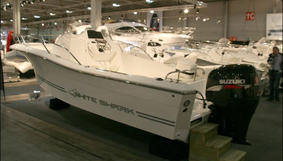 White Shark 228.