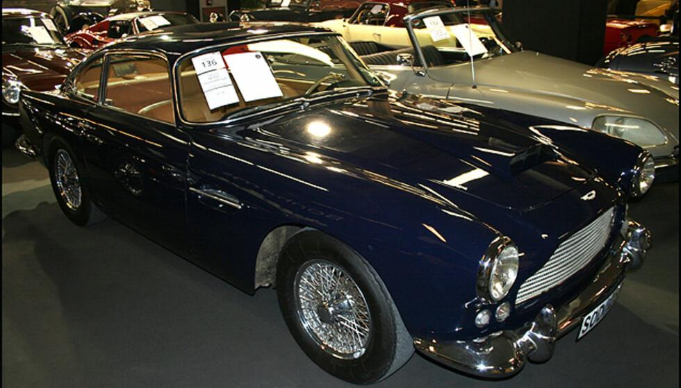 Og nok en Aston Martin DB4
