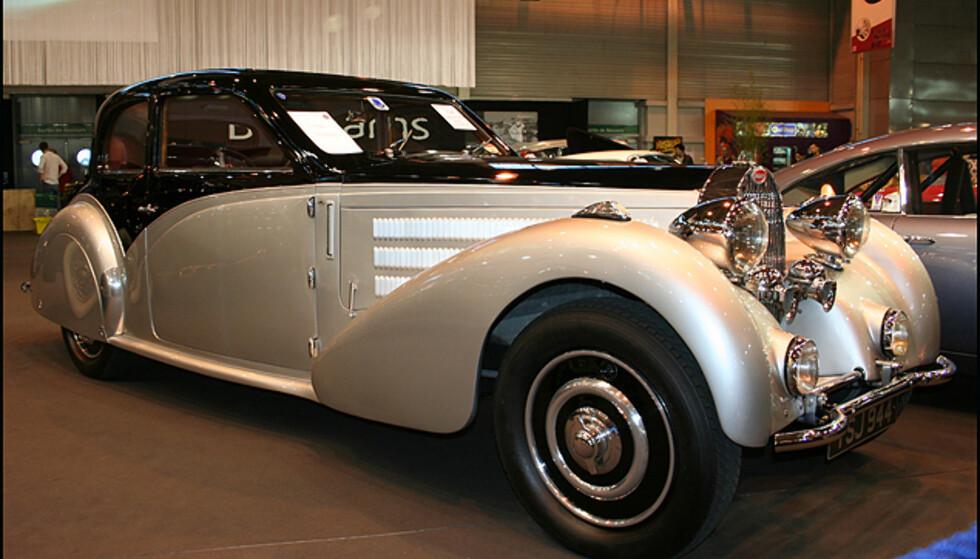 En klassisk Bugatti