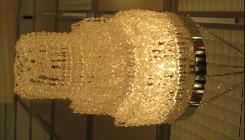 Litt glamour fra Scan Lamps