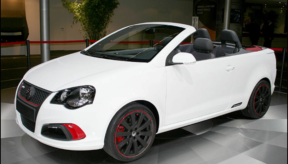 Karmanns Polo kabriolet