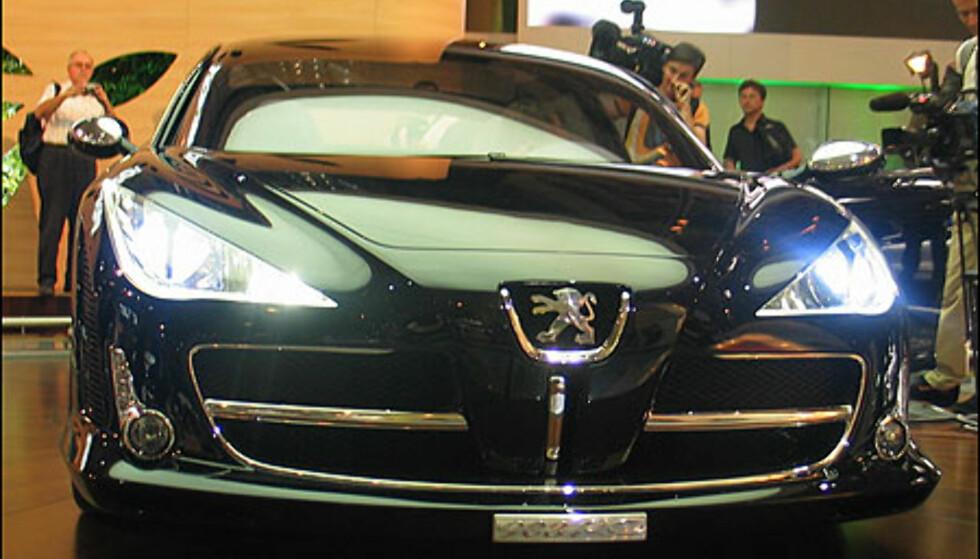 Peugeot 809 RC - med diesel-V12
