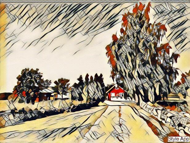 Lag kunsteffekter både på bilder og video