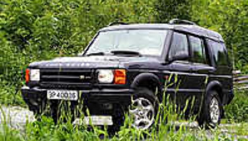 TEST: Ny Discovery – hvem trenger Range Rover?
