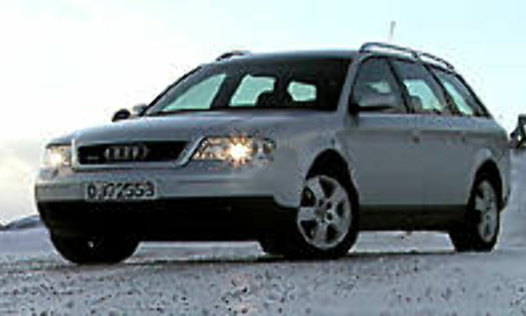 image: TEST: Audi A6 2.7 T Quattro -- Dobbel glede?