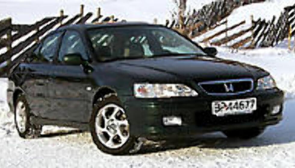 """TEST: Biltest: Honda Accord 2.0 ES - En dyr """"fornøyelse"""""""