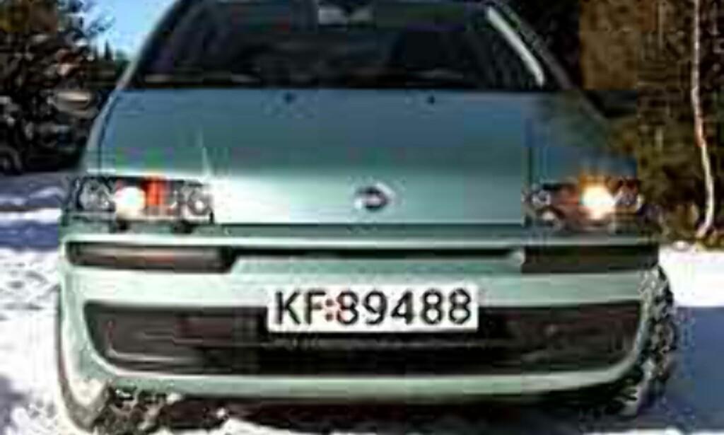 image: TEST: Fiat Punto - En elskelig italiener