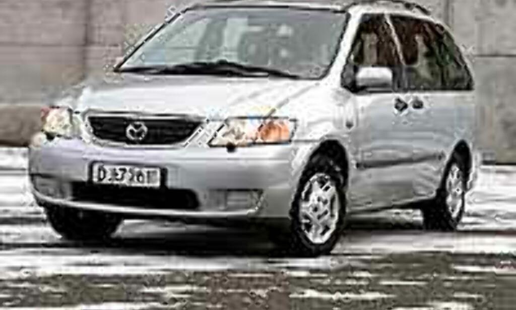 image: TEST: Mazda MPV -- fleksibel og familievennlig