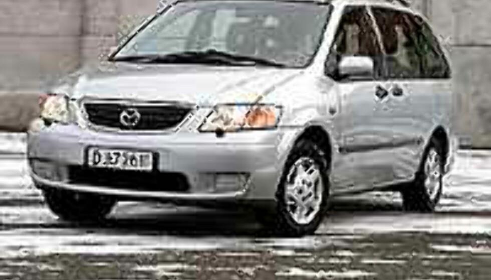 TEST: Mazda MPV -- fleksibel og familievennlig