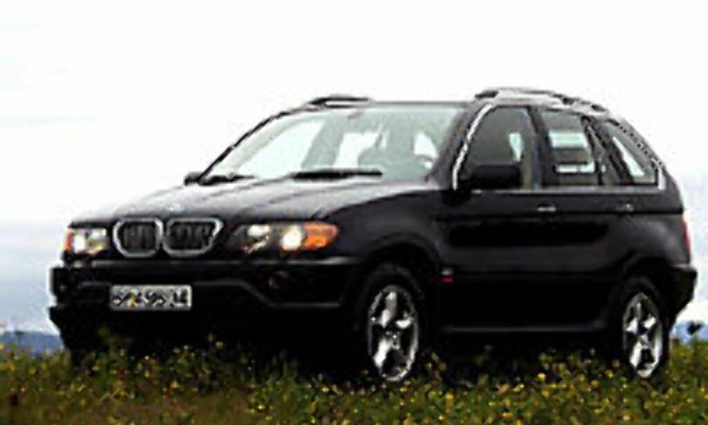 image: TEST: BMW X5 4.4i -- Asfaltkonge i byjungel…