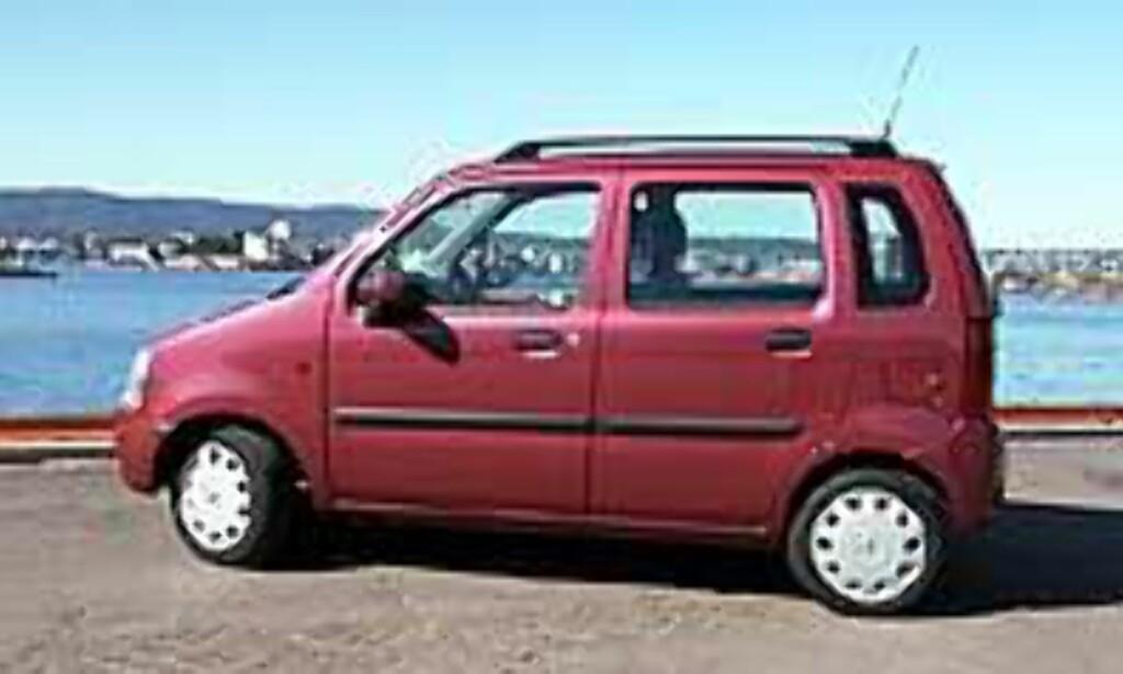 image: TEST: Opel Agila - Flerkulturell bybil
