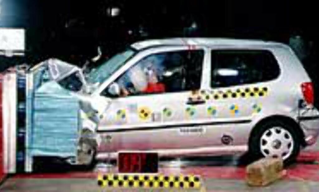 image: Hvilken småbil er sikrest?