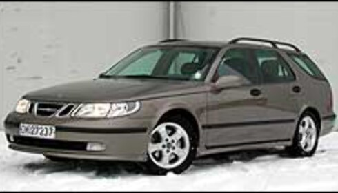 Spar inntil 71.000 kroner på Saab 9-5.
