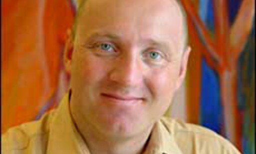 Christian Grønli, administrerende direktør i Ving Norge. Foto: Ving
