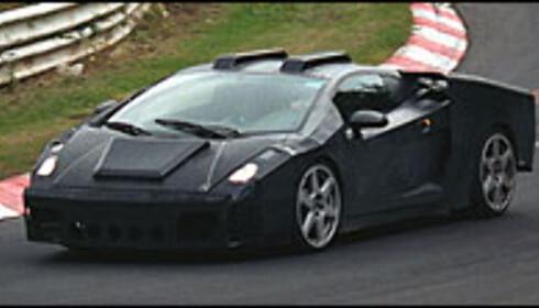 Lamborghini med 911-konkurrent