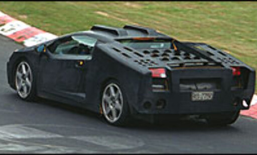 image: Lamborghini med 911-konkurrent