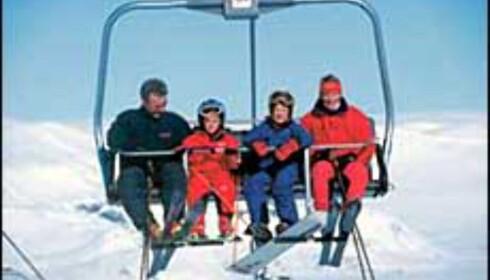 Hemsedal åpner deler av anlegget 9. november. Arkivfoto: Ski Hemsedal