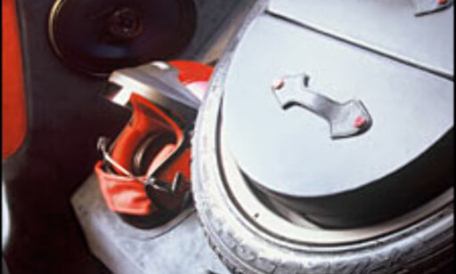 image: MG XPower SV: 965 hk og lystgass