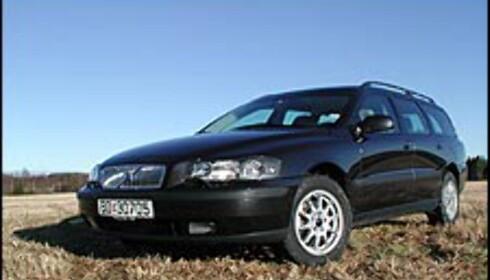 TEST: Volvo V70 Bi-Fuel