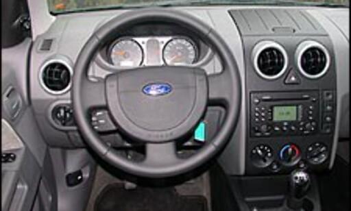 image: Ford Fusion: Nyttig, men kjedelig