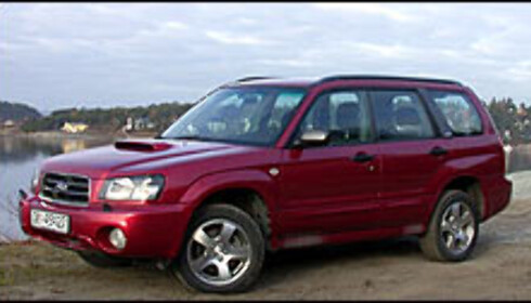 TEST: Subaru Forester 2.0 XT