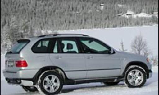 image: TEST: BMW X5 4.6 iS