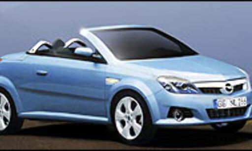image: Miniroadster fra Opel