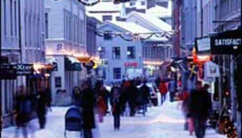 Ta juleshoppingen i Göteborg.<br /> <I>Foto: Göran Assner/Svenske Turistrådet</I> Foto: Göran Assner/Svenske Turistrådet