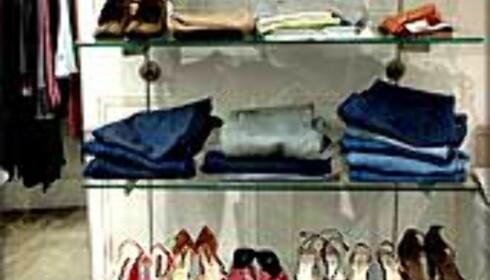 Evig fristende - Londons shoppingtilbud. <I>Foto: Stine Okkelmo</I> Foto: Stine Okkelmo