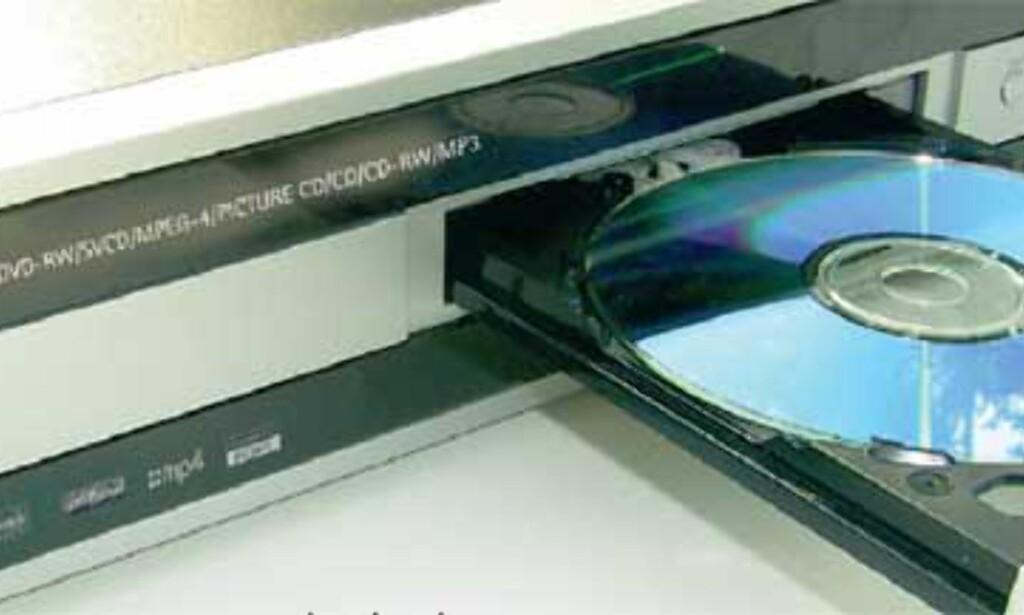 Vi har testet den første DivX-kompatible DVD-spilleren. Lenke til testen finner du nederst i denne artikkelen.