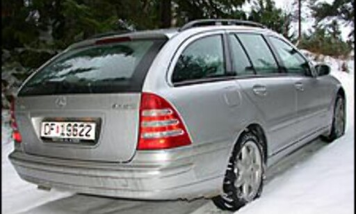 image: TEST: Mercedes C 240 T 4MATIC