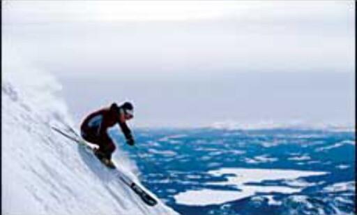 Åre kan by på 40 heiser og 100 bakker. Foto: Mattias Fredriksson/Åre AB